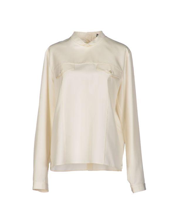 象牙白 ROCHAS 女士衬衫