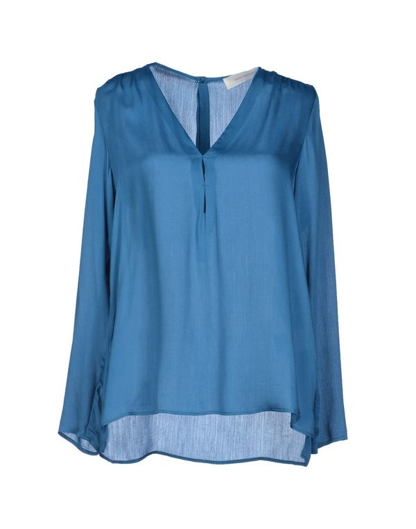 孔雀绿 MAURO GRIFONI 女士衬衫