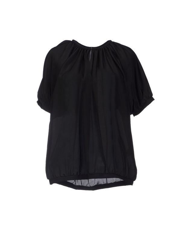 黑色 LAVINIATURRA 女士衬衫