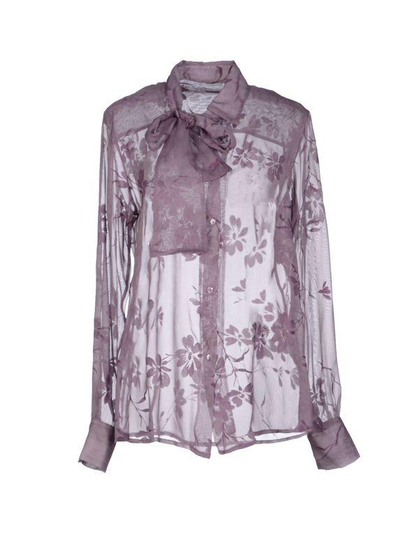 紫色 LAVINIATURRA Shirt