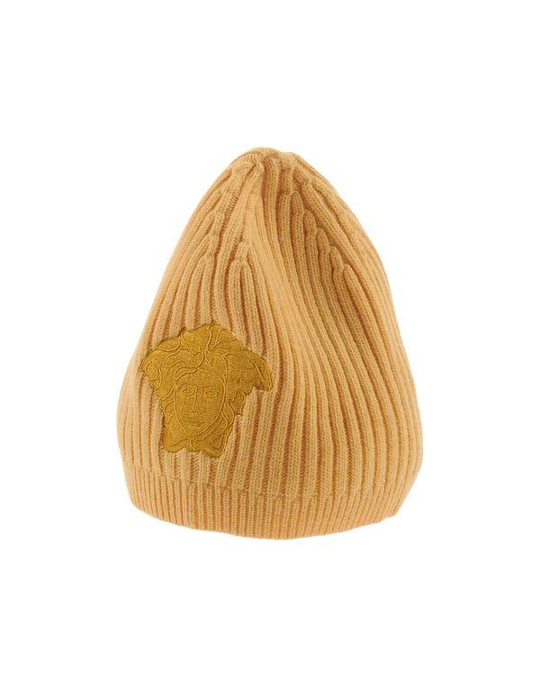 赭石色 VERSACE 帽子