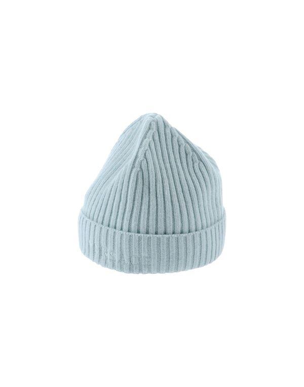 浅绿色 VERSACE 帽子