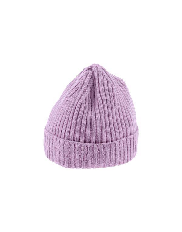 丁香紫 VERSACE 帽子