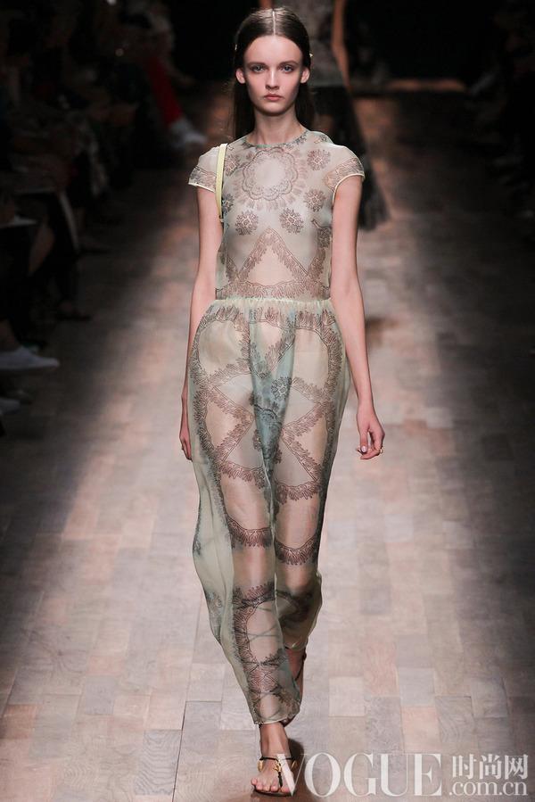 Valentino2015春夏时装秀