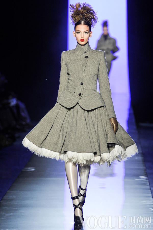 Jean Paul Gaultier2011秋冬时装秀