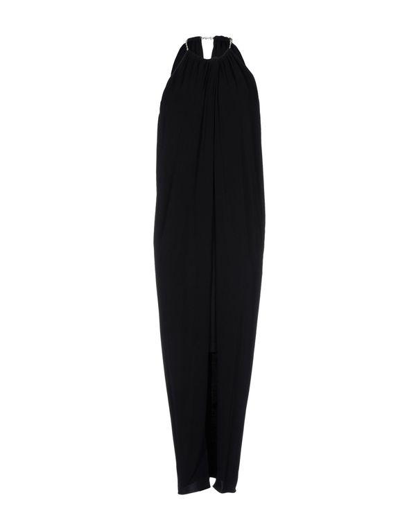 黑色 GAT RIMON 长款连衣裙