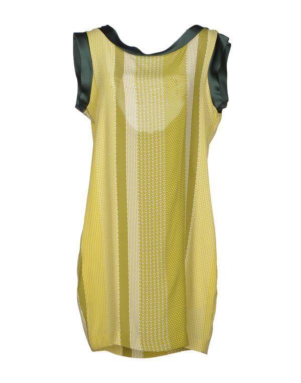浅绿色 BRIAN DALES 短款连衣裙