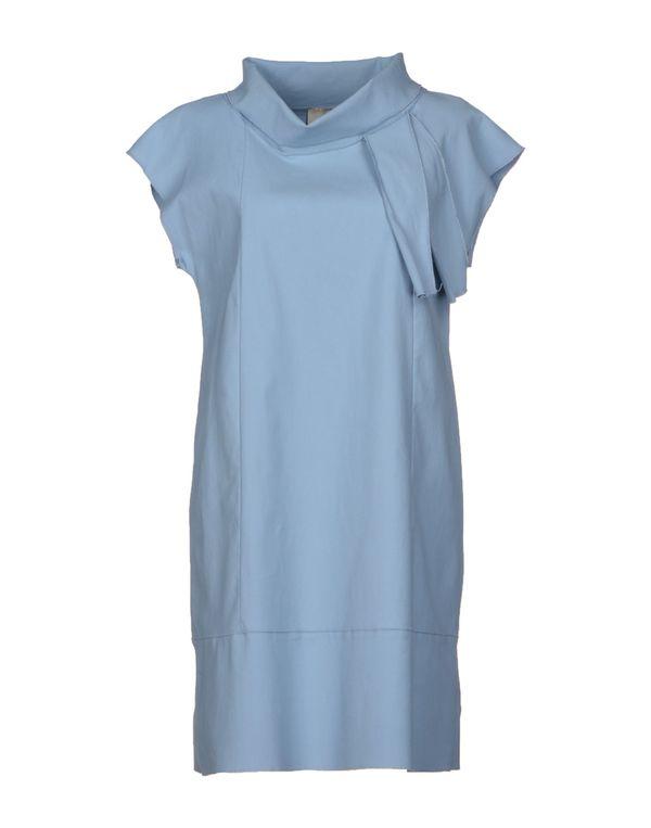 天蓝 ...À_LA_FOIS... 短款连衣裙