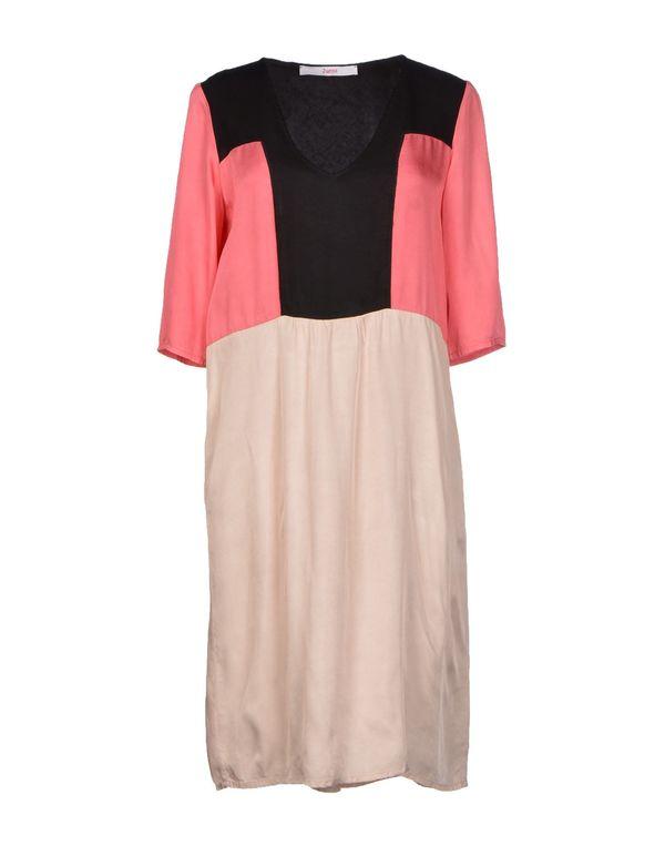 沙色 JUCCA 短款连衣裙