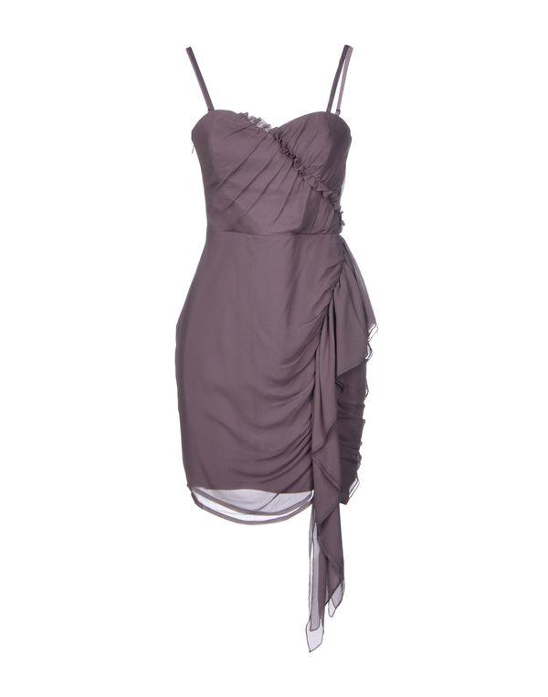 紫红 LIPSY 短款连衣裙