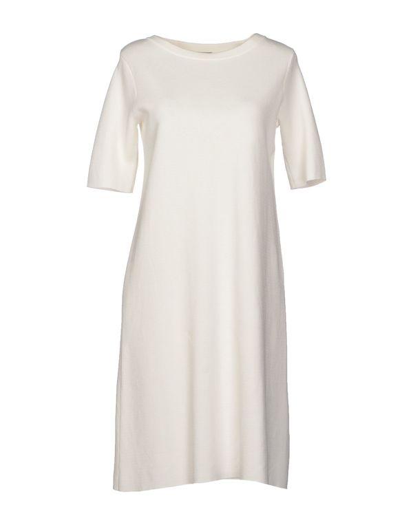 白色 ASPESI 短款连衣裙