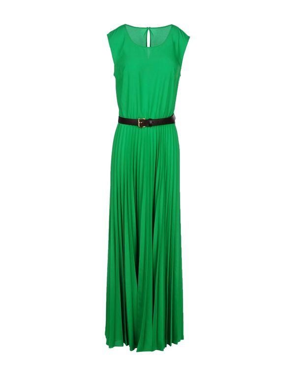 绿色 MICHAEL MICHAEL KORS 长款连衣裙