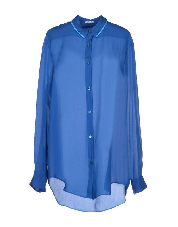 蓝色 ACNE STUDIOS Shirt