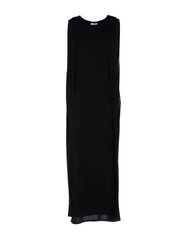 黑色 HELMUT LANG 短款连衣裙