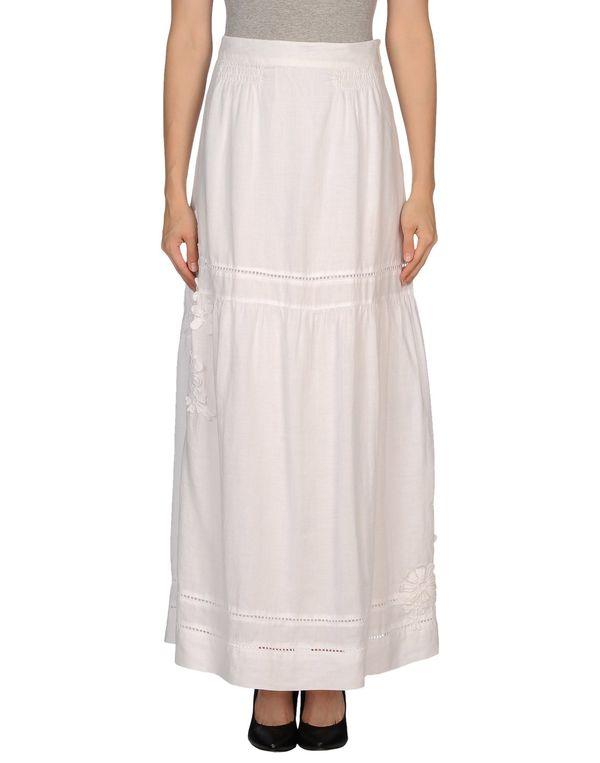白色 SCERVINO STREET 长裙