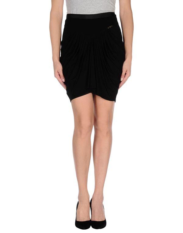 黑色 BETTY BLUE 及膝半裙
