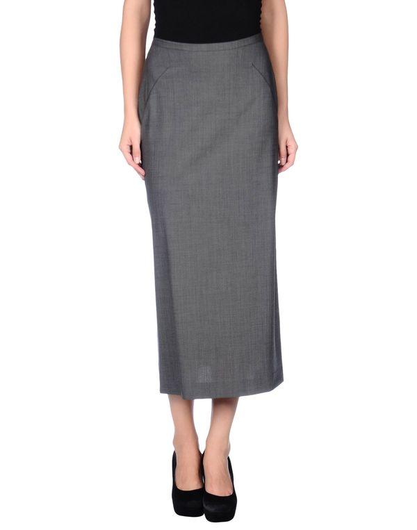 灰色 PIAZZA SEMPIONE 半长裙