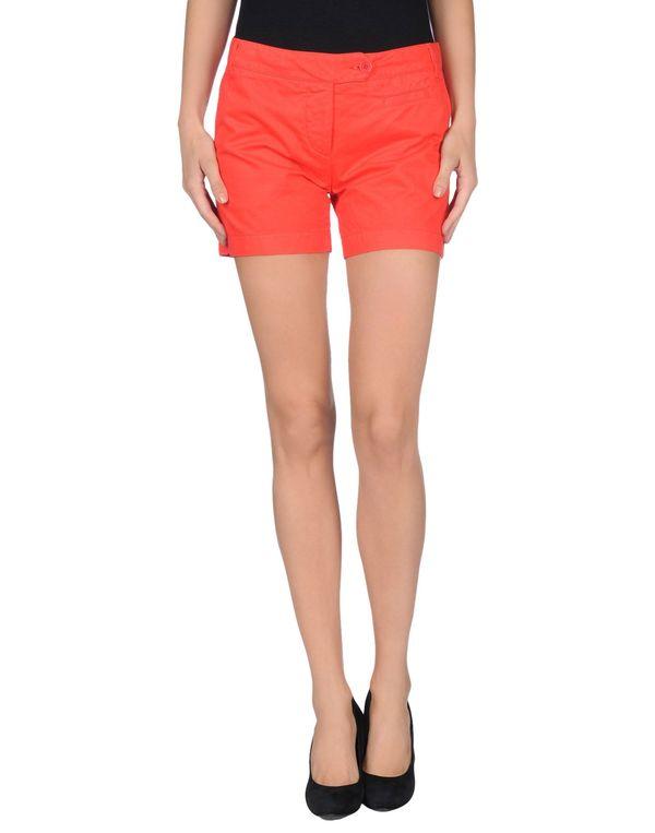 红色 ASPESI 短裤
