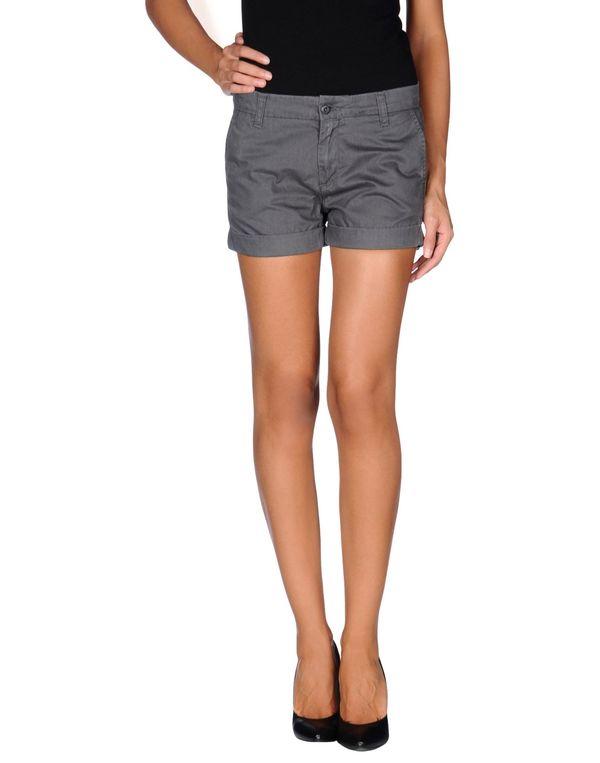 石青色 CARHARTT 短裤