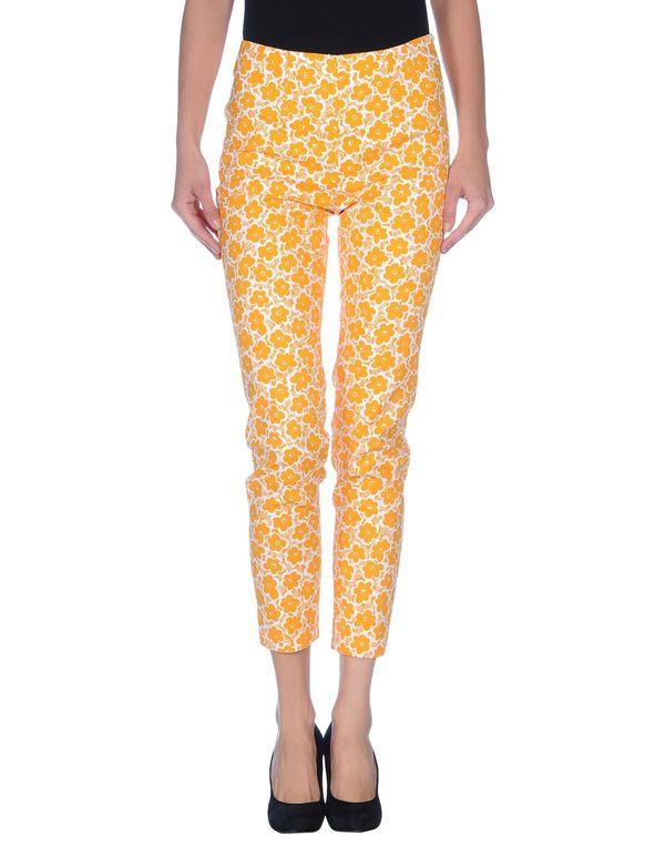 橙色 LOVE MOSCHINO 裤装