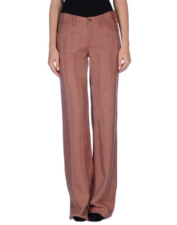 浅棕色 ARMANI JEANS 裤装