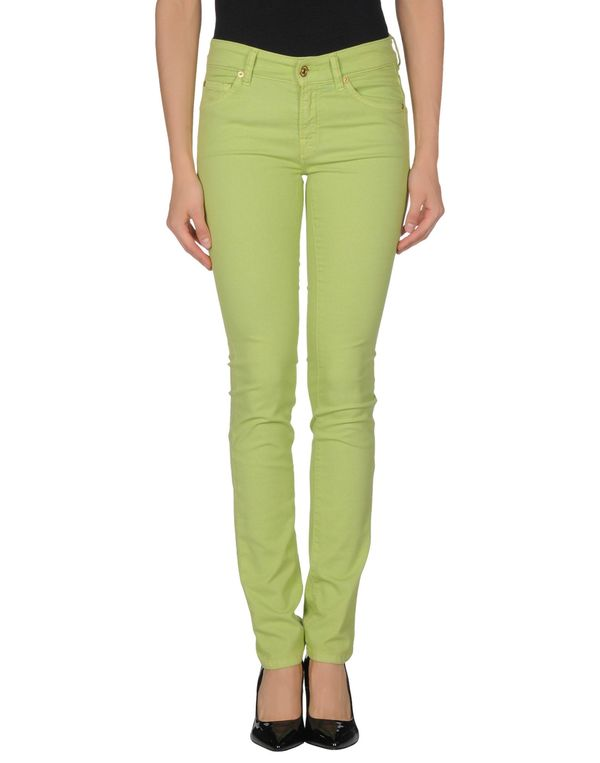 浅绿色 7 FOR ALL MANKIND 牛仔裤