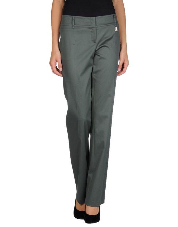 铅灰色 LIU •JO 裤装