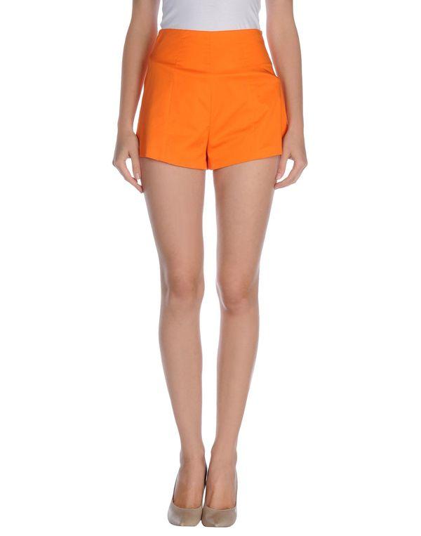 橙色 CACHAREL 短裤