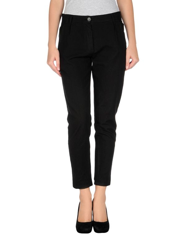黑色 SEMI-COUTURE 裤装