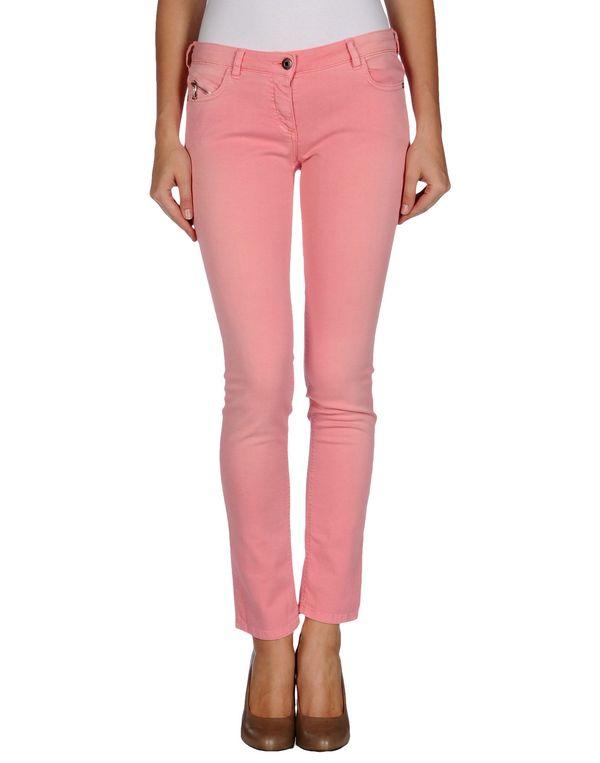 粉红色 PATRIZIA PEPE 裤装