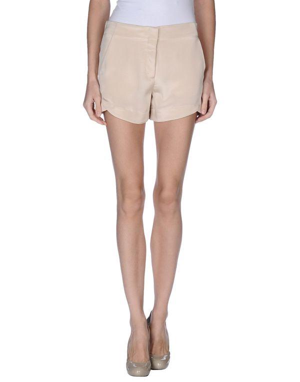 米色 THEORY 短裤