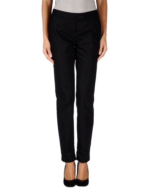 黑色 THEORY 裤装