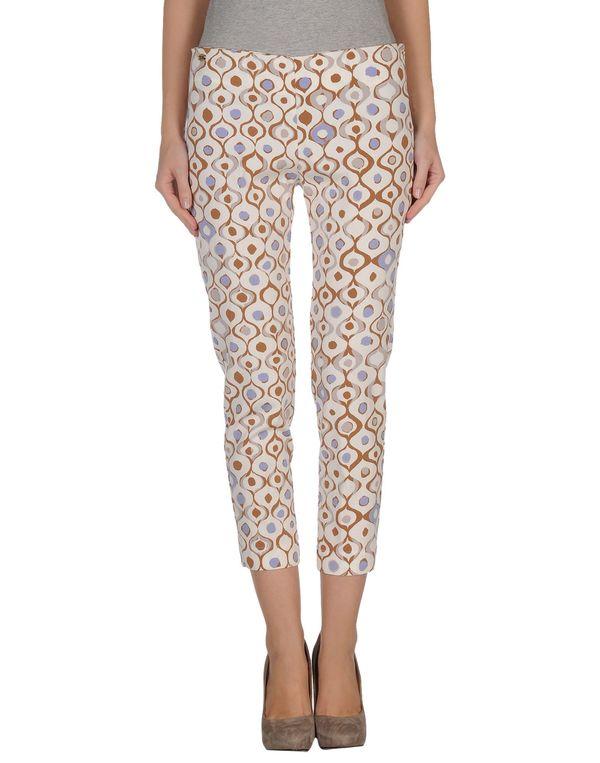 白色 MANILA GRACE 裤装