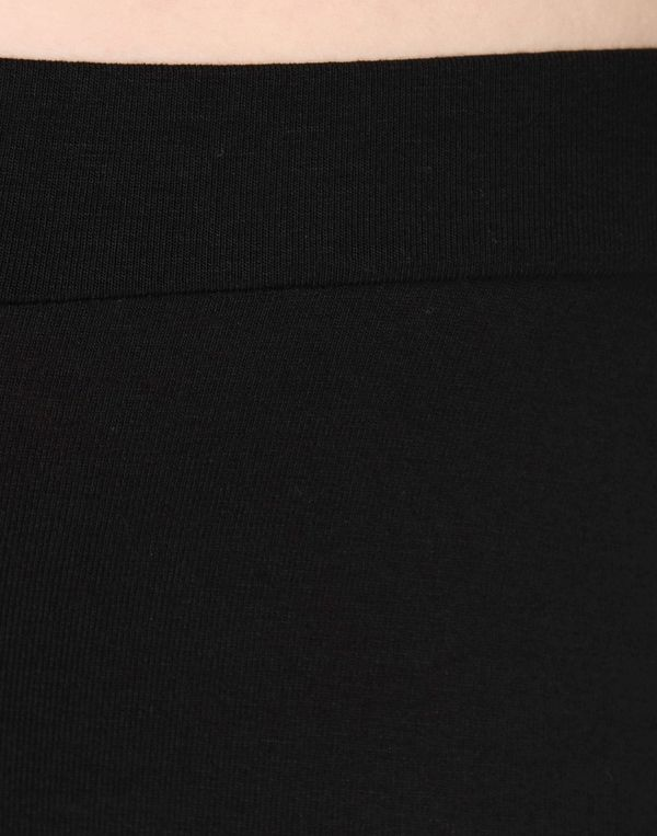 黑色 LE COEUR DE TWIN-SET SIMONA BARBIERI 打底裤