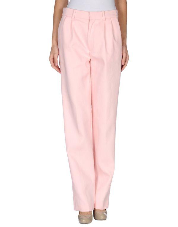 粉红色 SONIA RYKIEL 裤装