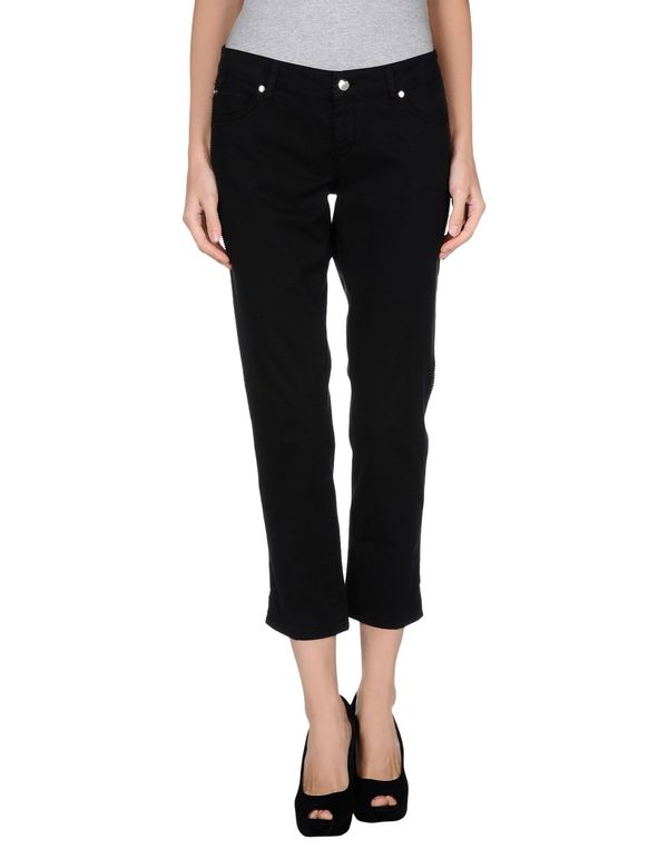黑色 LIU •JO JEANS 裤装
