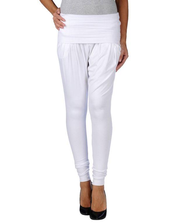 白色 PINKO 裤装