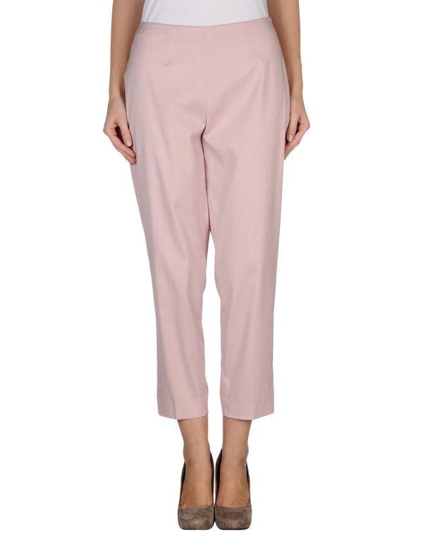 粉红色 PIAZZA SEMPIONE 裤装