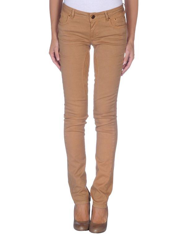 驼色 SIVIGLIA 裤装