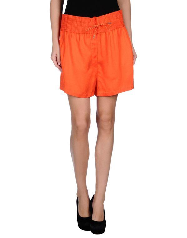 橙色 ACNE STUDIOS 短裤