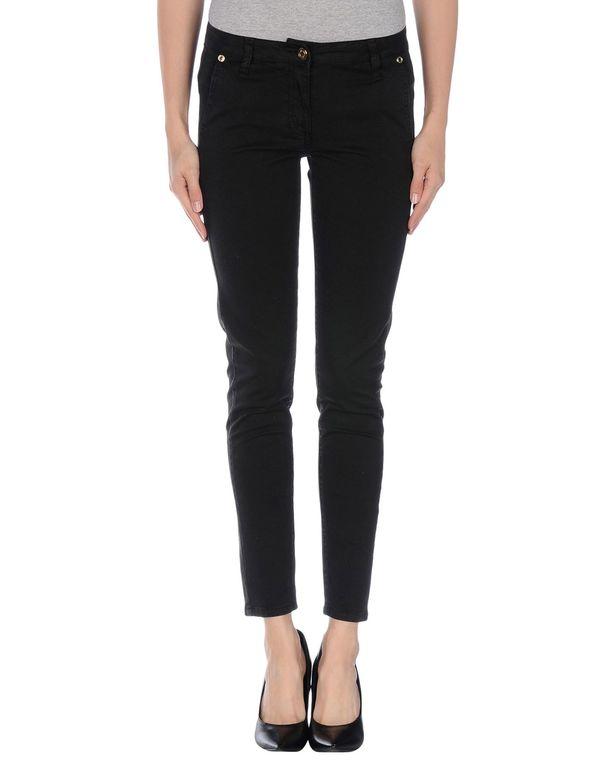 黑色 ANNARITA N. 裤装