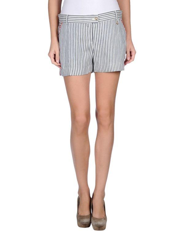白色 LIU •JO JEANS 短裤