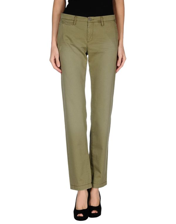 军绿色 WOOLRICH 裤装