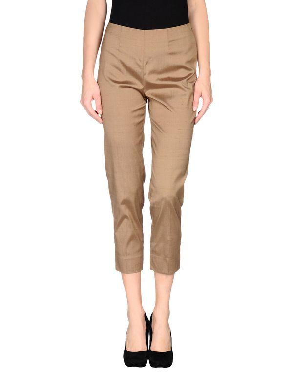 棕色 PIAZZA SEMPIONE 裤装