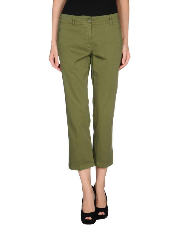 军绿色 ASPESI 裤装