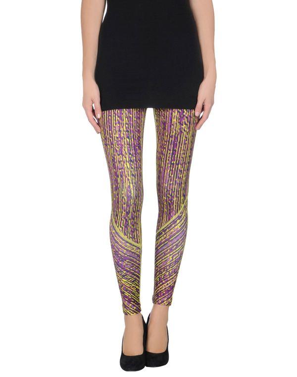 紫色 NIKE 打底裤