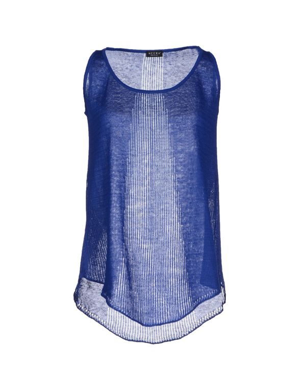蓝色 NEERA 上衣