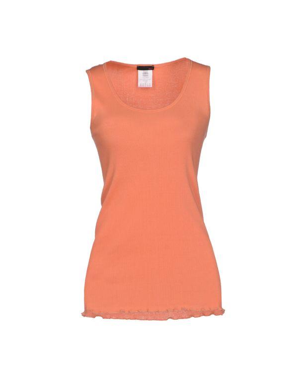 橙色 PINKO SKIN 上衣