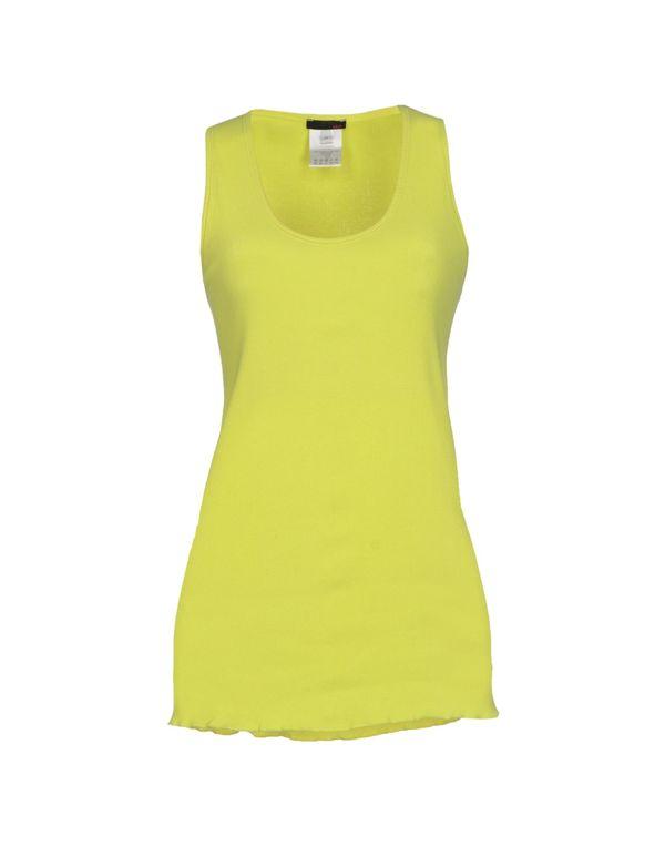黄色 PINKO SKIN 上衣