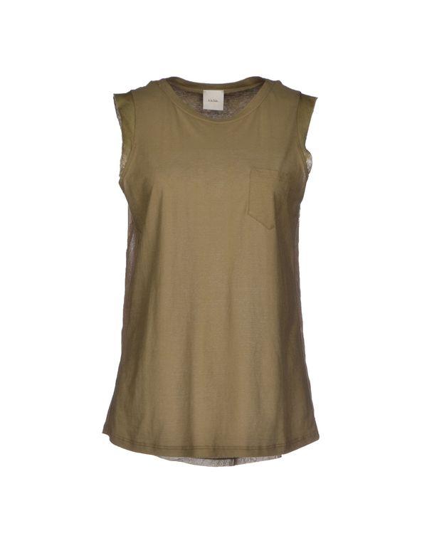 军绿色 ...À_LA_FOIS... T-shirt